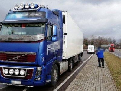 Neteisėtas lietuviško vilkiko tachografo įrangos pakeitimas