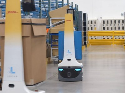 DHL deploys 1,000 robots; Ikea sells through 3rd party; and more no-contact deliveries to come. E-commerce news by Nabil