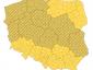Uwaga na gołoledź w Polsce i sąsiednich krajach. Ostrzeżenia o oblodzeniach na drogach w 8 województwach (pomorskim, zachodniopomorskim, warmińsko-mazurskim, mazowieckim, łódzkim, wielkopolskim, lubuskim i kujawsko-pomorskim) wydał dziś Instytut Meteorologii i Gospodarki Wodnej. Zima wróciła także w Niemczech, Austrii, Czechach i Słowenii, gdzie również na wielu drogach pojawił się lód. Zachowajcie szczególną ostrożność. Fot. Instytut Meteorologii i Gospodarki Wodnej