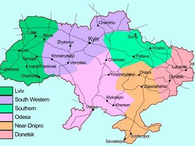 Украинцы хотят отдать немцам свои железные дороги в управление на 10 лет. Рука помощи или враждебное поглощение?