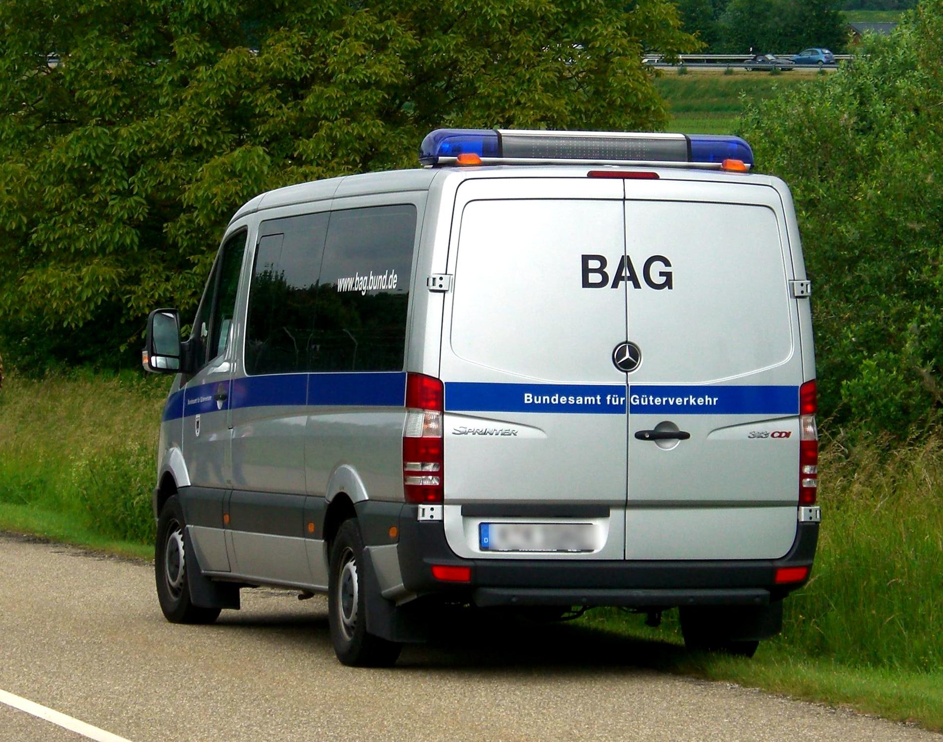 BAG снова уступает. Водители, не имеющие действительной квалификации, не будут наказаны