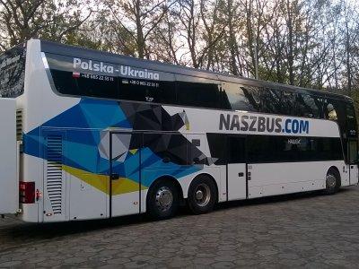 Pomoc dla Ukraińców chcących wyjechać do domu. Jutro rusza darmowy autobus