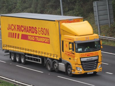 If a company refuses drivers to use its basic facilities, this British haulier won't deliver goods to them