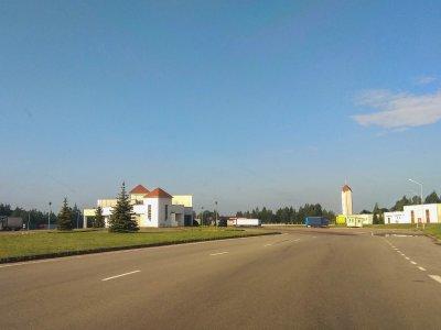 Įvažiuoti į Lenkiją Kalvarijos pasienio punkte – 13 km krovininių automobilių eilė