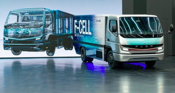 MFTBC, filiala Daimler, plănuiește să introducă modele electrice la toate segmentele de vehicule pro