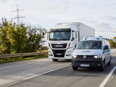 Užsienio vežėjai atima darbą vokiečiams? BAG statistika rodo ką kitą