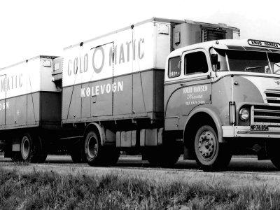 Historia transportu – odc. 111. O tym, jak wyglądał przejazd ciężarówek przez granice w latach 60. XX wieku