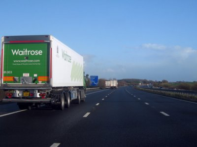 After success of longer trailers trial, UK Government to trial trucks with 48 ton weight limit