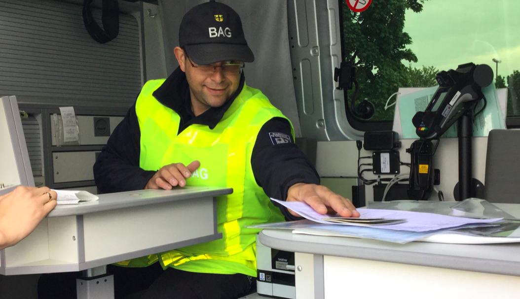 BAG intensyfikuje kontrole kabotażu. Są wyniki pierwszej akcji niemieckich urzędników