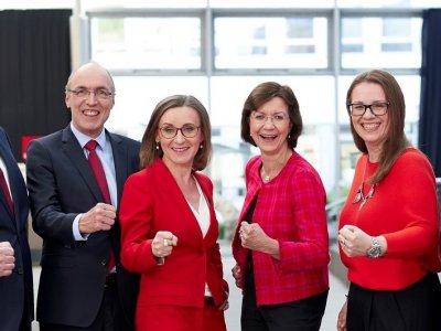 Mit neuen Vorstandsmitgliedern und Ressorts hofft DB Cargo auf nachhaltigen Wachstumskurs