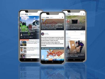 Мир транспорта и логистики в Твоем телефоне – установи бесплатное приложение Trans.INFO