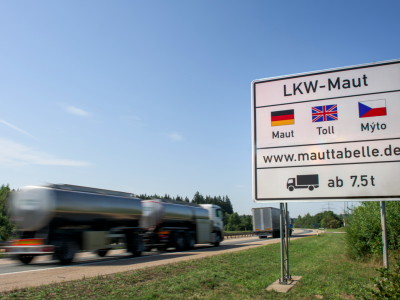 Dane z systemu poboru myta posłużą do kontroli ciężarówek? Niemcy wracają do pomysłu sprzed pół roku