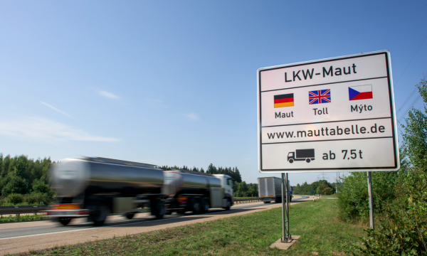 Bruksela nie godzi się na przedłużenie zwolnienia ciężarówek na gaz z opłat drogowych w Niemczech