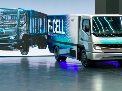 Mass production of electric trucks powered by fuel cells will be launched within the next decade