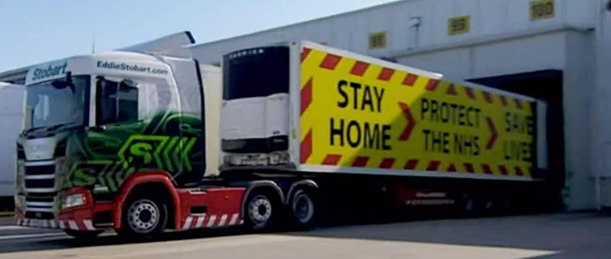 Britain needs you – to drive trucks