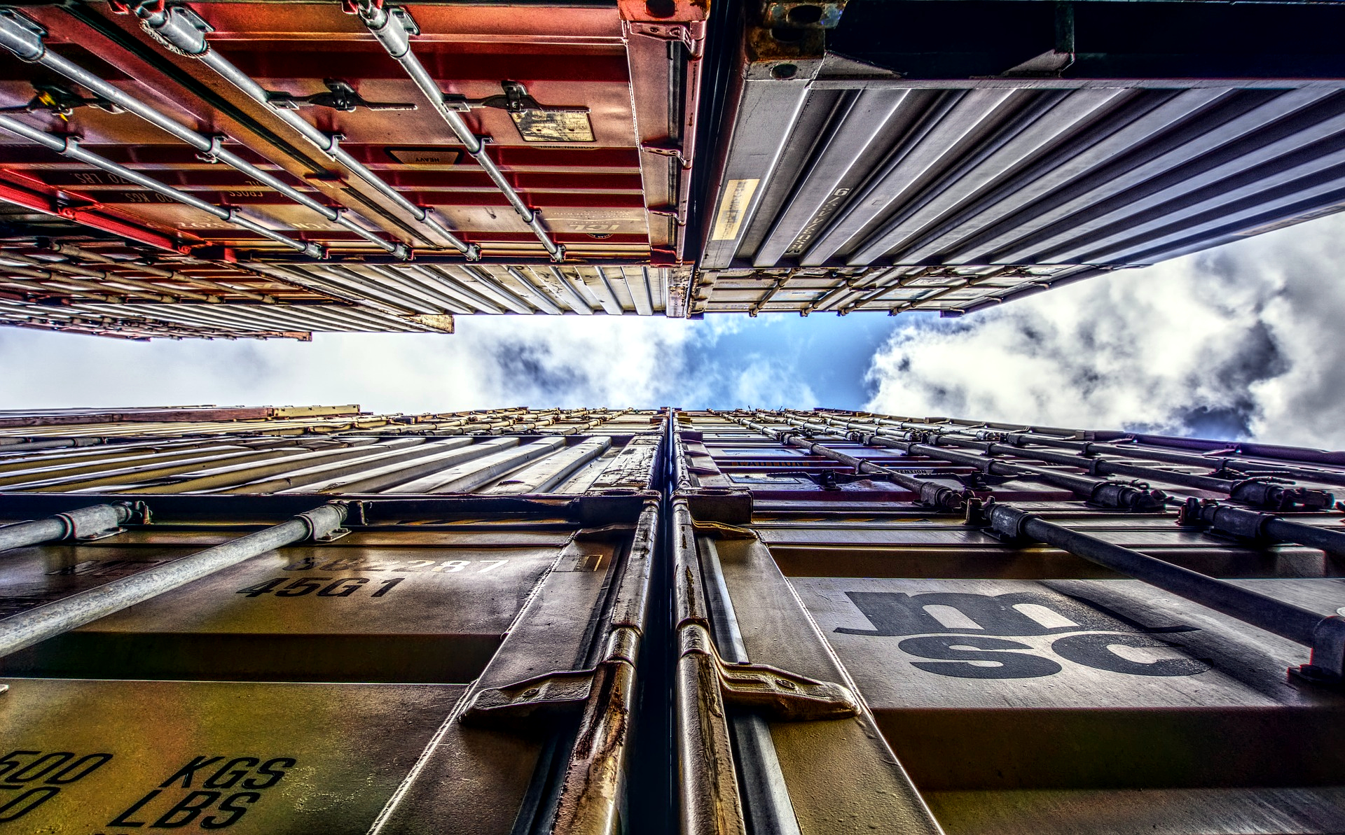 The shipping container – the history of the simple box that changed the world
