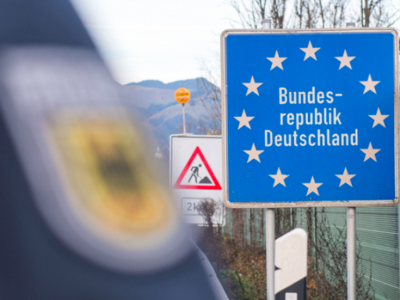 Бельгия меняет правила смягчения рабочего времени водителей. Германия продлевает пограничный контроль, а Румыния – чрезвычайное положение