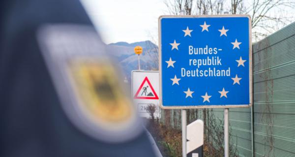 Бельгия меняет правила смягчения рабочего времени водителей. Германия продлевает пограничный контрол