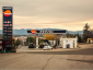 A Spanish fuel station chain offers truck drivers free coffee and a croissant
