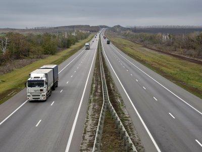 На участках М-1 Беларусь и М-4 Дон повысили скоростной режим