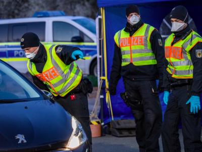 Германия введет карантин для въезжающих на территорию страны