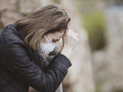 Żona kierowcy wspomina najgorszy tydzień życia. I wcale nie przez obawę przed zakażeniem