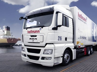Hellmann fordert von seinen Frachtführern einen Frachtabschlag und erntet mächtig Kritik