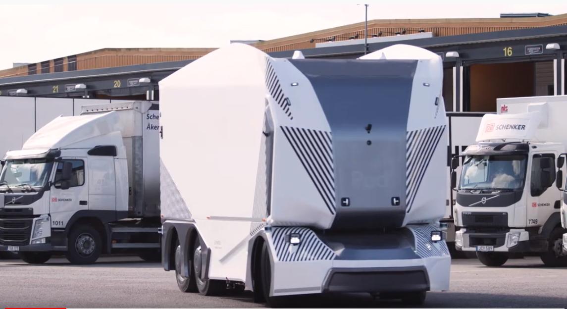 Szwedzi pokazali zdalne kierowanie ciężarówkami. Czy tak będzie wyglądać przyszłość transportu?