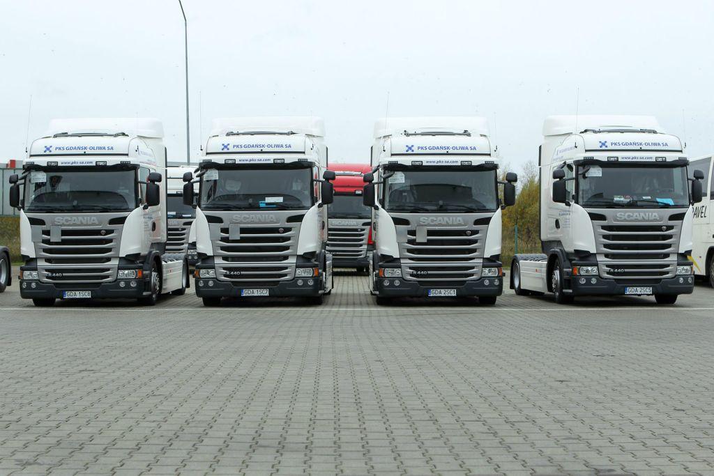Polska firma ozonuje swoje ciężarówki. Czy ta metoda może być skuteczna w walce z COVID-19?