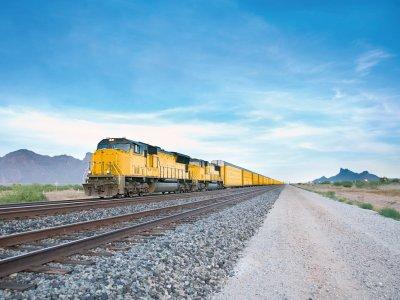 Schienenverkehr: Erste Reise des Güterzuges über die Neue Seidenstraße