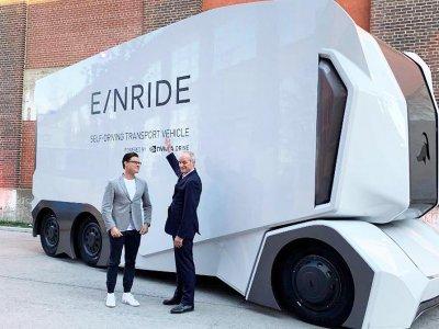Camioane suedeze autonome controlate de la distanță – așa arată viitorul transporturilor