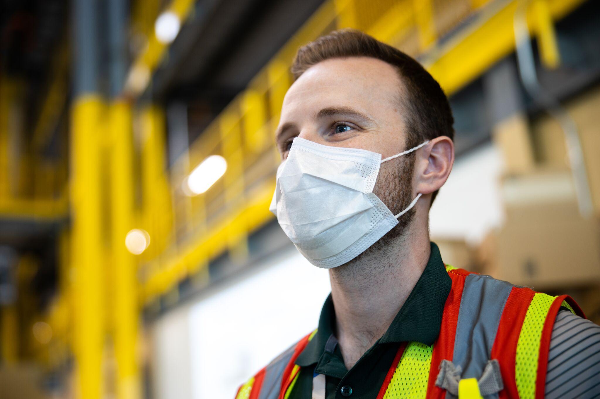 Amazon w Niemczech użyje kamer, by dbać o bezpieczeństwo pracowników w czasie pandemii