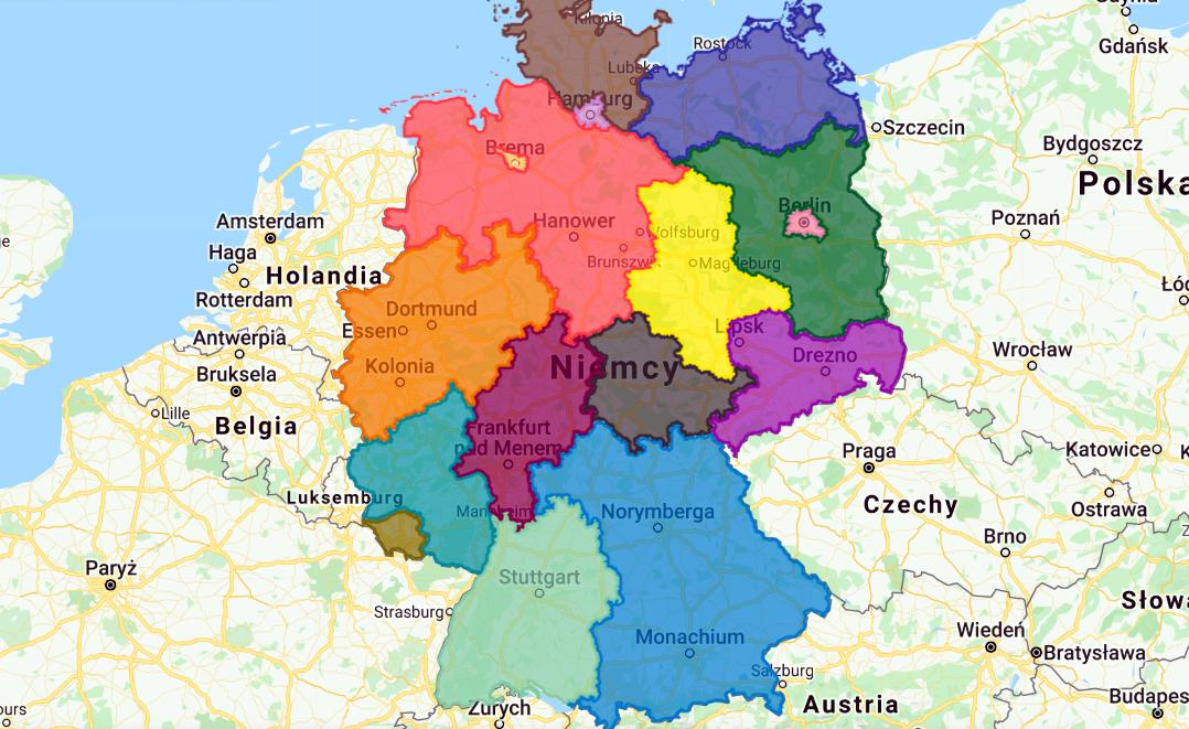 Koronawirus W Niemczech Zawieszenia Zakazow Dla Ciezarowek W