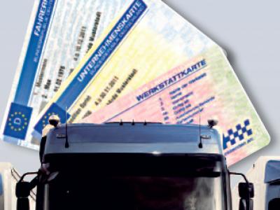 Fahrerkarte in Italien verloren? Wir erklären, was bei einem Verlust zu tun ist