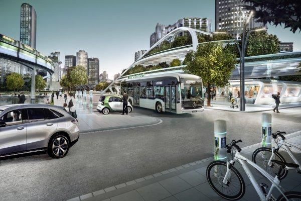 CO2-neutraler Transport der Zukunft. Daimler Truck AG und Volvo Group teilen ihre umweltfreundliche