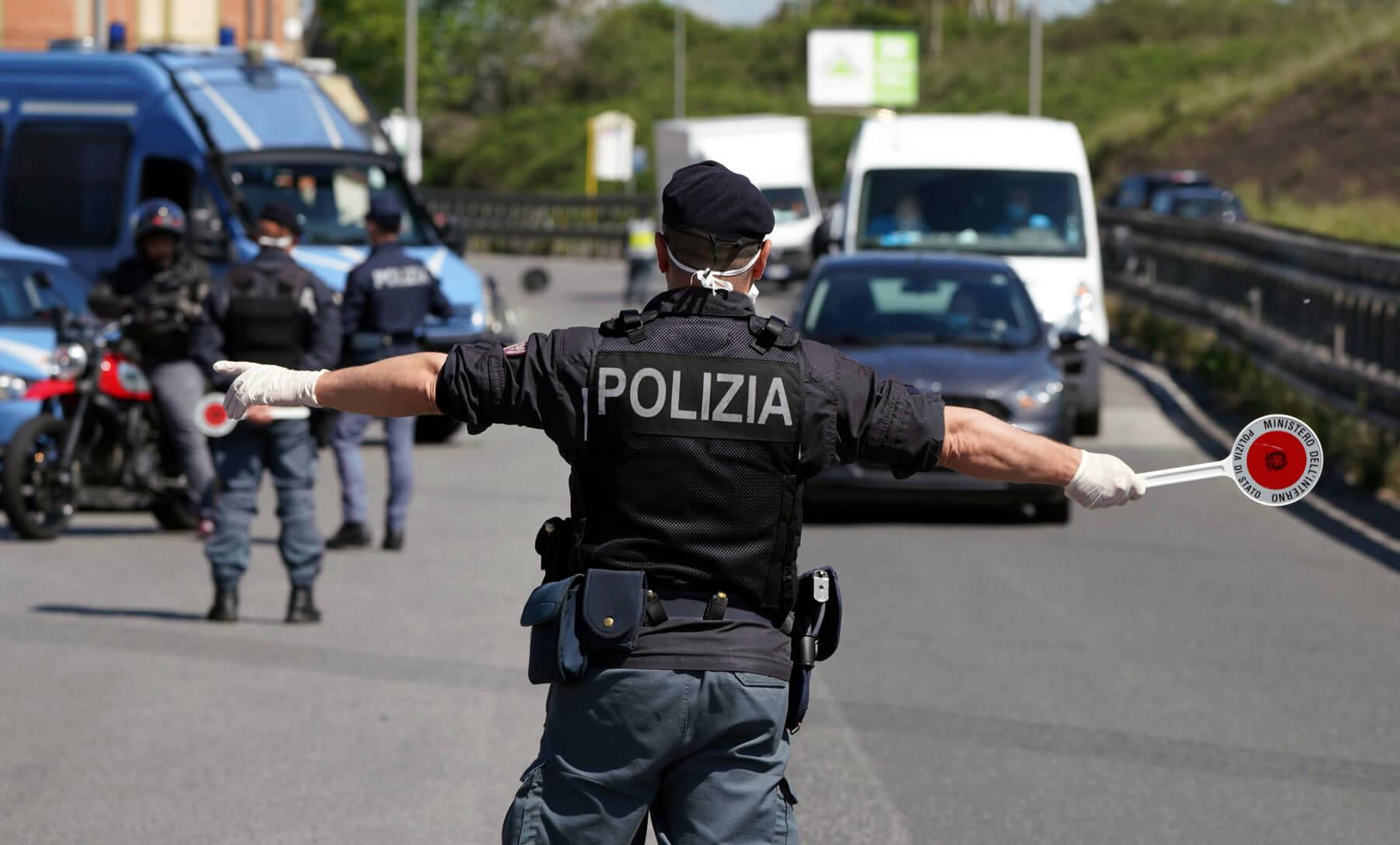 Zmiany wymogów przy wjeździe kierowców do Włoch