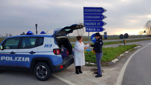 Italy extends the obligation of declaration and reporting for drivers