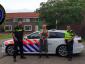 Za co trucker dostał kwiaty od niderlandzkiej policji?