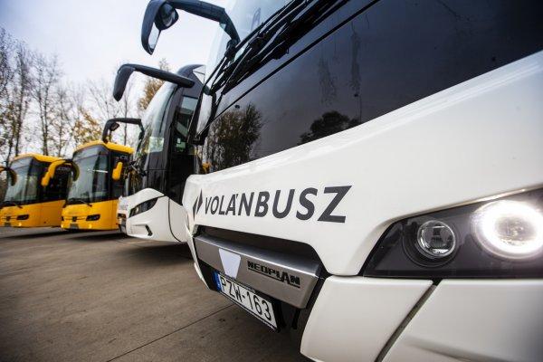 Bevált az intelligens üzemanyagkút-rendszer a Volánbusznál