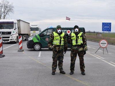 Nuo birželio 1 d. panaikinama Lietuvos ir Latvijos sienos kontrolė. Įvažiuoti į mūsų šalį galės taip pat kai kurių šalių piliečiai