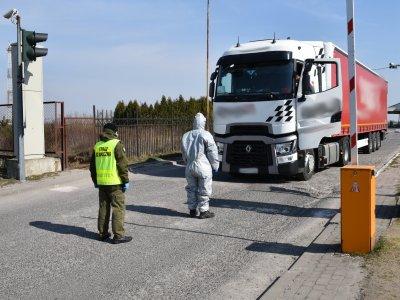 Польша ввела дополнительные ограничения для водителей грузовиков в транзитном сообщении