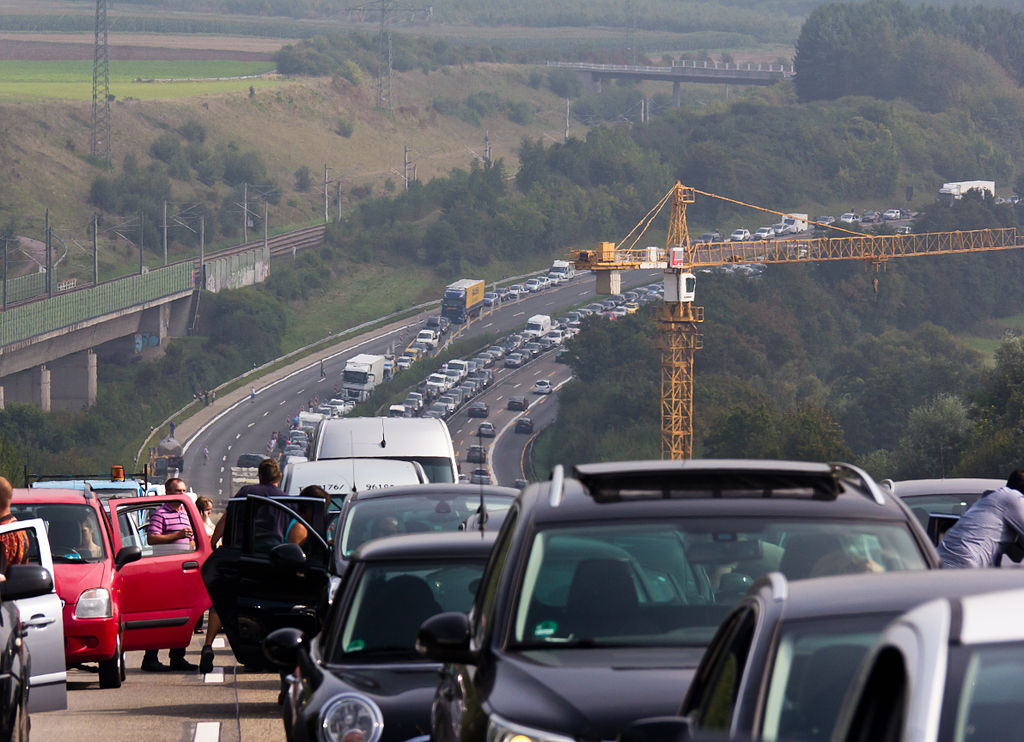 German motorway rule changes. It will affect truck drivers and many more