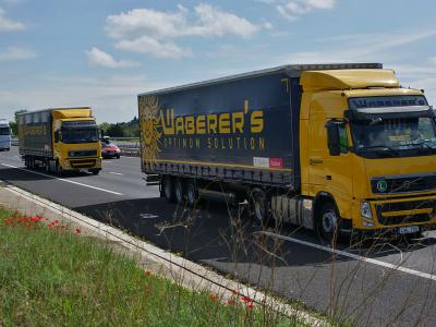 Waberer's zmienia strategię biznesową. Wdroży nowy model działania w transporcie międzynarodowym