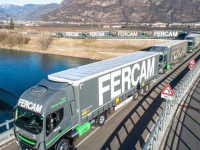 Un operator logistic italian lansează curse rutiere de marfă către China