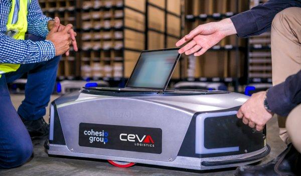 Roboty AMR przyspieszają kompletację i zwiększają przepustowość w e-commerce. Nawet czterokrotnie
