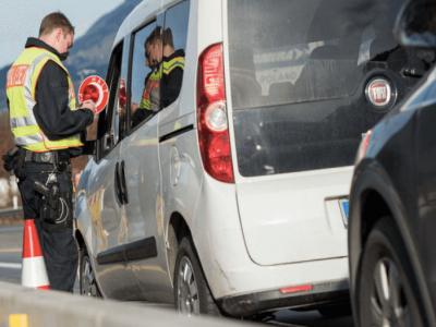 Германия открывает очередные пункты пропуска через границу с Францией и Люксембургом