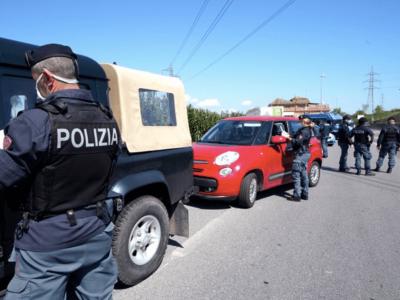Nauja deklaracija žmonėms, važiuojantiems į Italiją