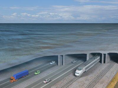 Va fi construit un tunel subacvatic între Germania și Danemarca. Tranzitul între cele două ţări se va scurta semnificativ