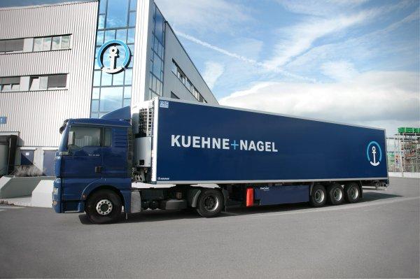Kuehne + Nagel kann weltweit 20.000 Arbeitsstellen streichen