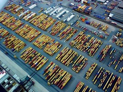 Frachtumschlag im Hafen Antwerpen trotz Corona-Krise gestiegen